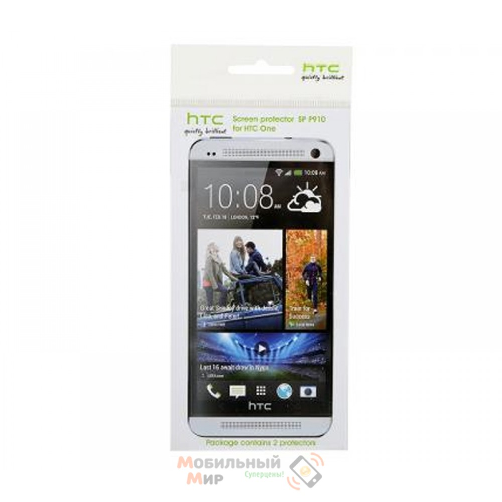 Защитные пленка Screen Protector SP P910 HTC One