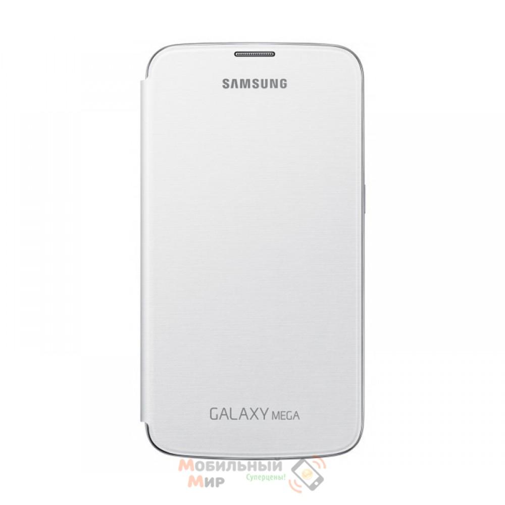 Чехол-книжка Samsung GALAXY MEGA i9200/i9205 White (EF-FI920BWEGWW)