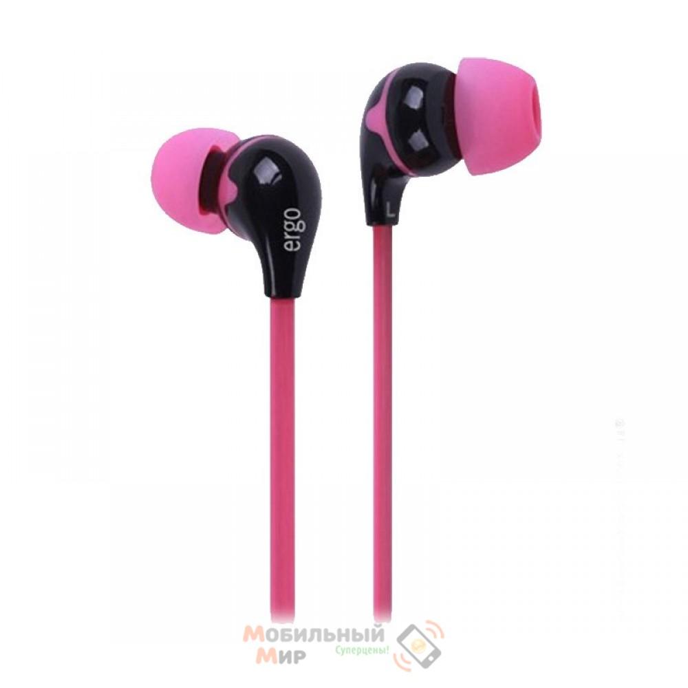 Наушники ERGO VT-101 Pink
