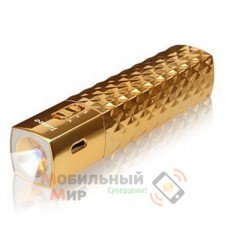 Melkco Power Tube 3000 mAh iced gold [MKPB30GOLD]