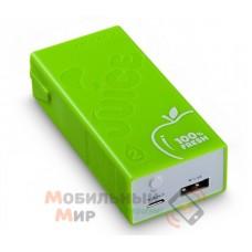 Momax iPower Juice power bank 4400 mAh, green [IP32G]