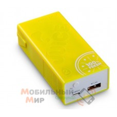 Momax iPower Juice power bank 4400 mAh, yellow [IP32Y]