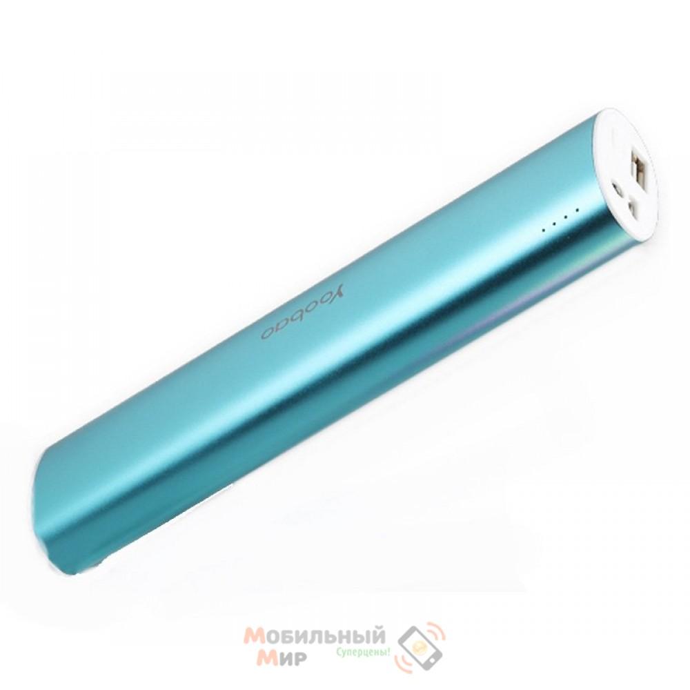 Yoobao Power Bank 10400 mAh Magic Wand YB-6014, blue [PBYB6014BL]