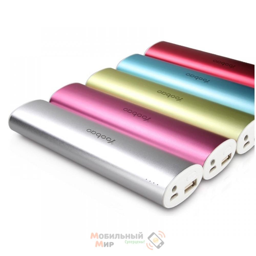 Yoobao Power Bank 10400 mAh Magic Wand YB-6014, pink [PBYB6014PK]