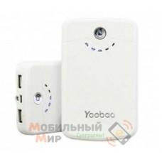 Yoobao Power Bank 11200 mAh Long March YB-642, white [PBYB642]