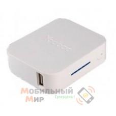 Yoobao Power Bank 4400 mAh Magic Cube YB-627, white [PBYB627-WT]