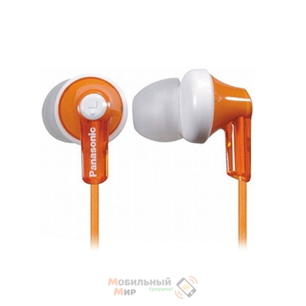 Panasonic RP-HJE118GU-D (6047161) Orange
