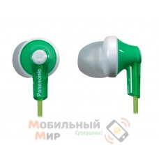 Panasonic RP-HJE118GU-G (6054967) Green