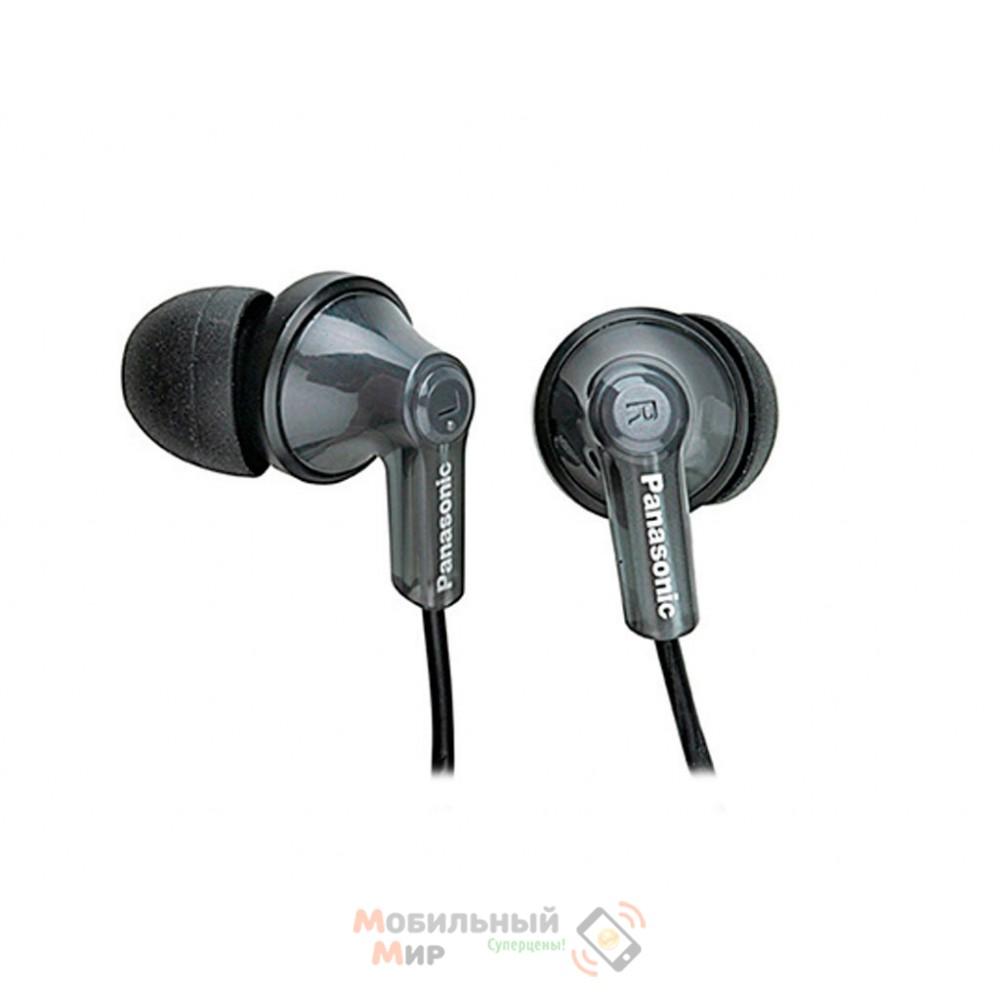Panasonic RP-HJE118GU-K (6047162) Black