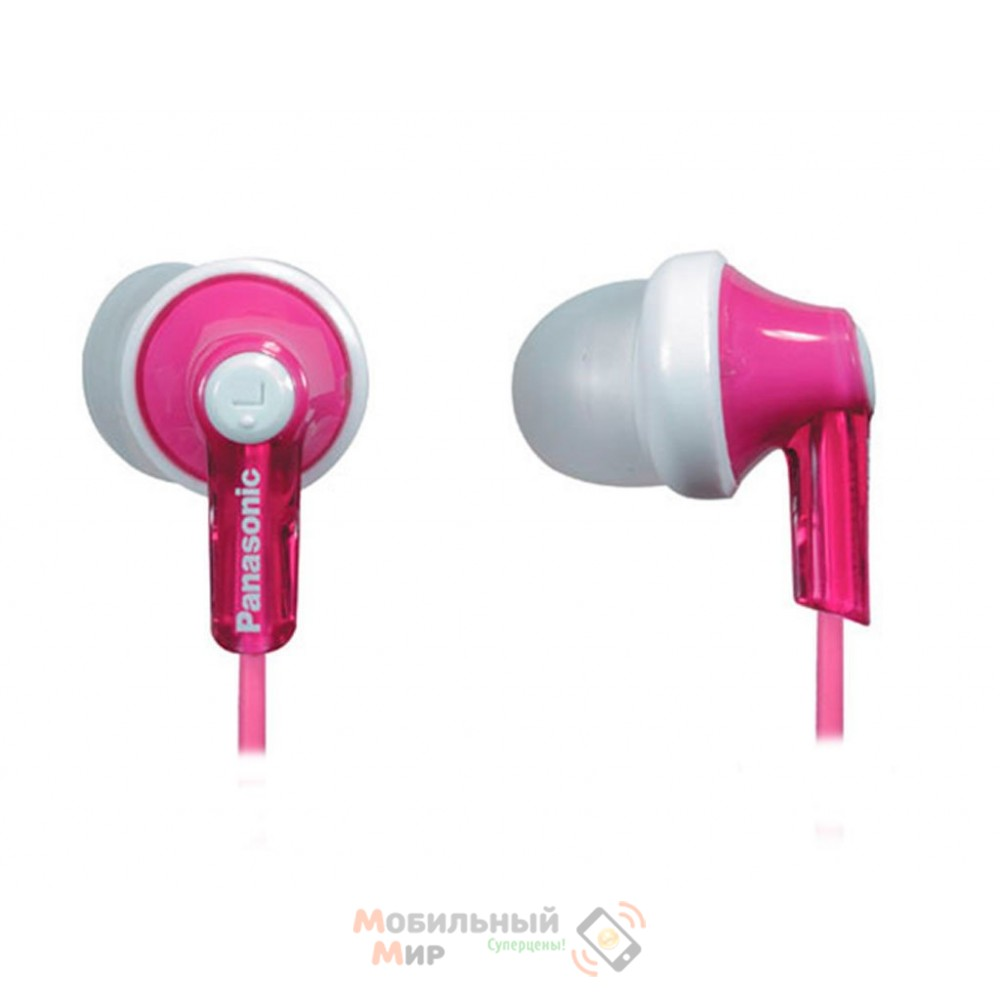 Panasonic RP-HJE118GU-P (6054954) Pink