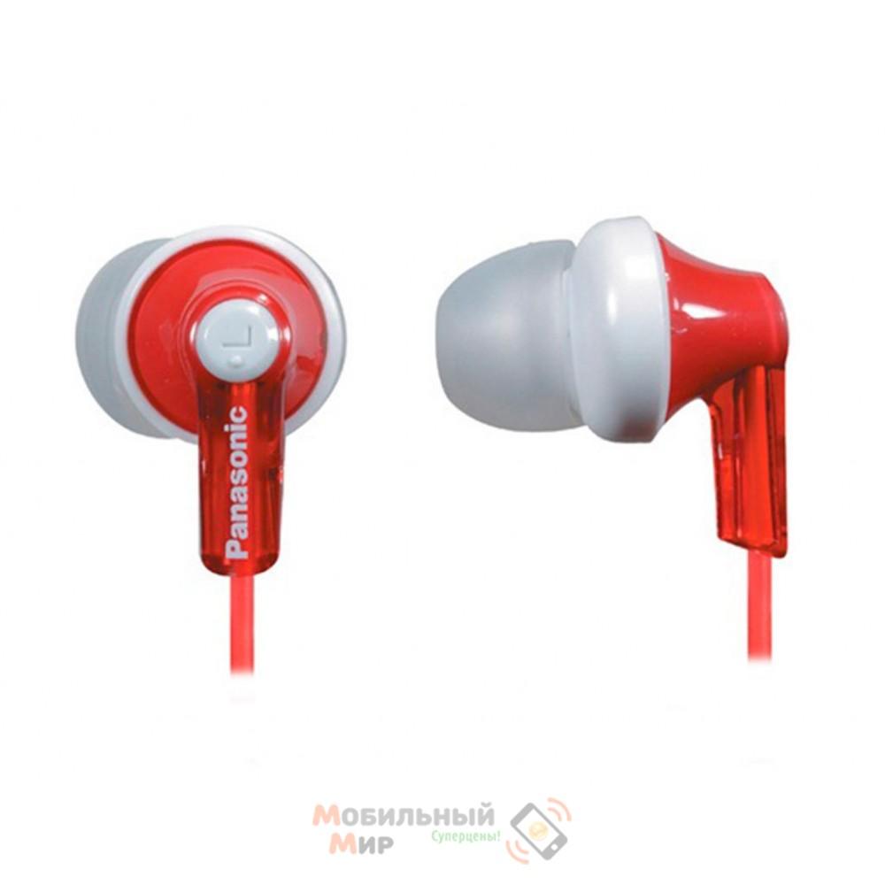 Panasonic RP-HJE118GU-R (6054959) Red