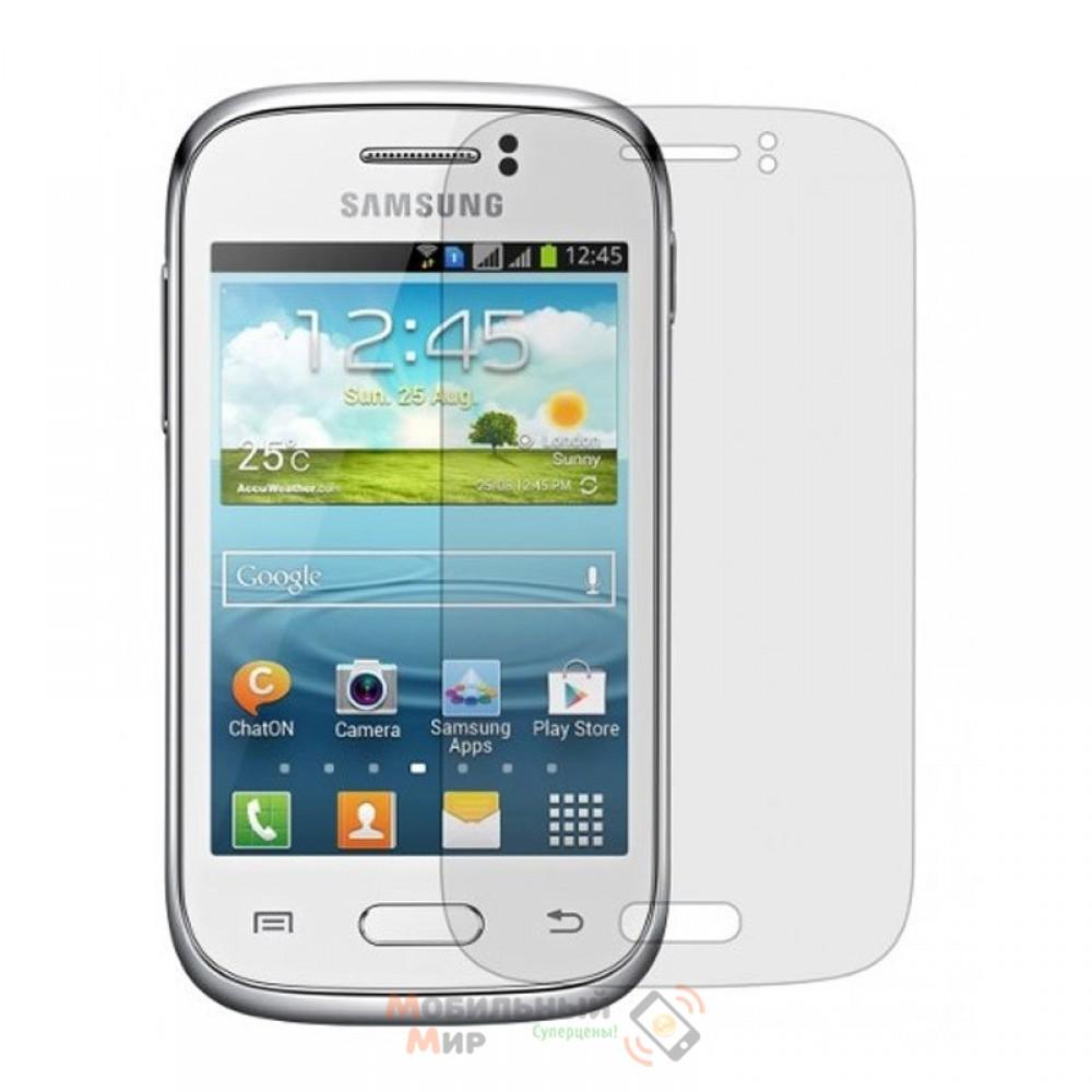 Защитная пленка для Samsung S6312 Hollo Clear
