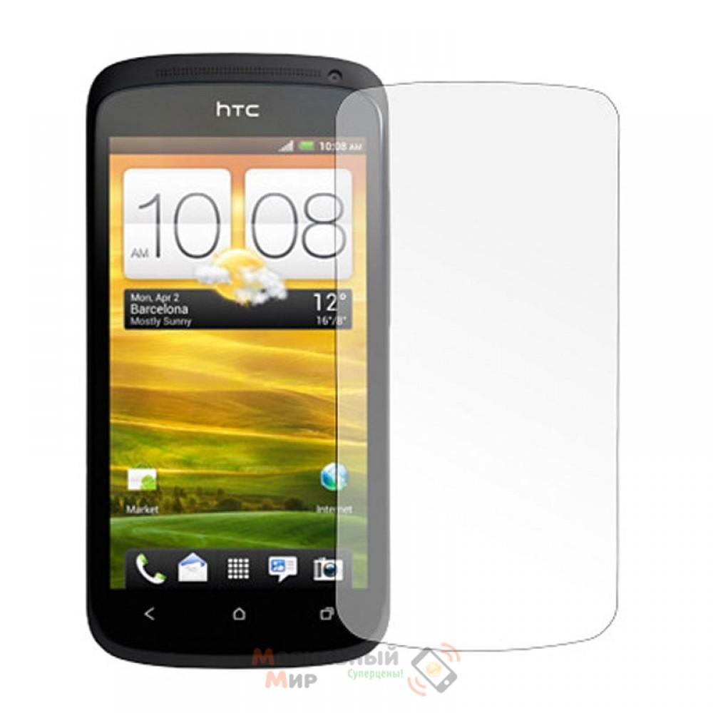 Защитная пленка для HTC One S Clear