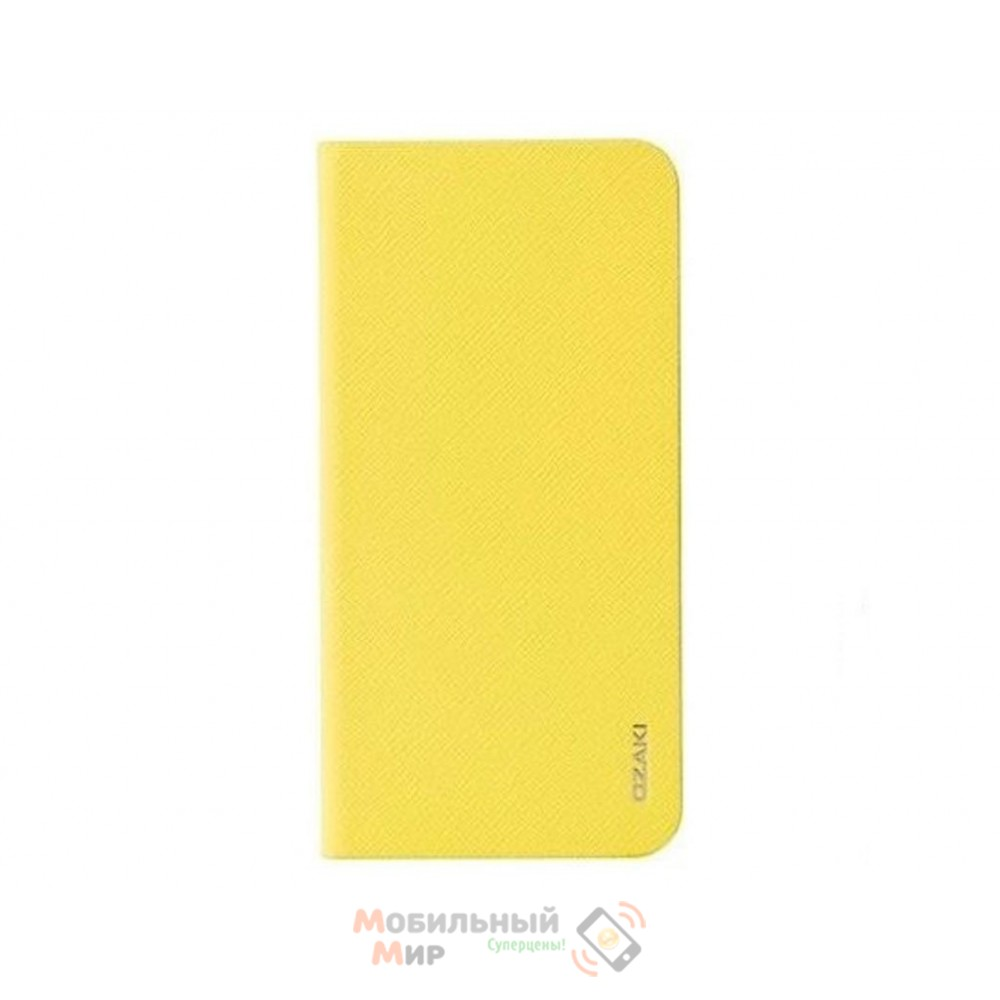 Чехол-книжка OZAKI O!coat 0.3+ Folio iPhone 6 Light Wasabi