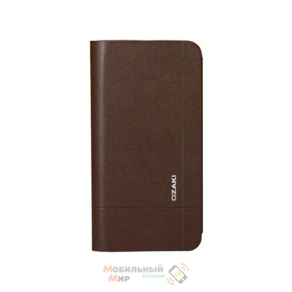 Чехол-книжка OZAKI O!coat Aim iPhone 6 Brown