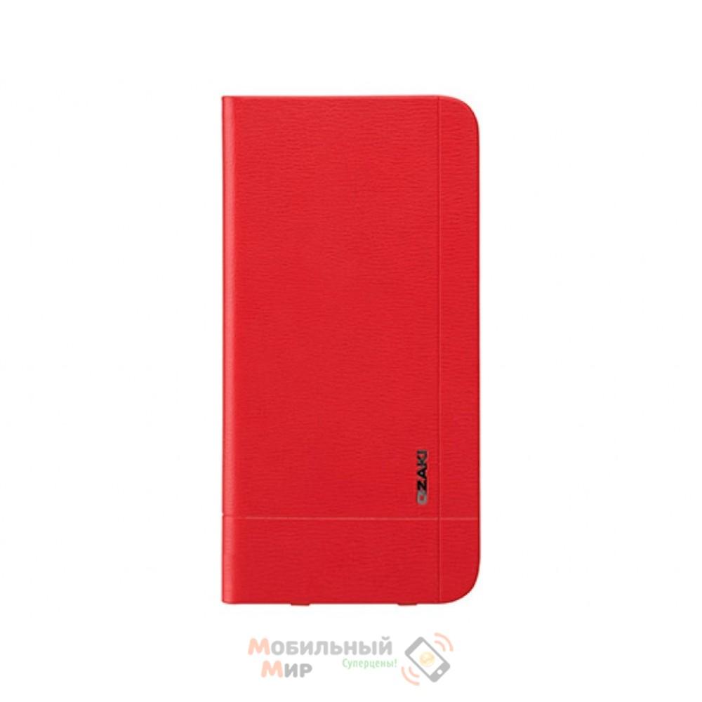 Чехол-книжка OZAKI O!coat Aim iPhone 6 Red