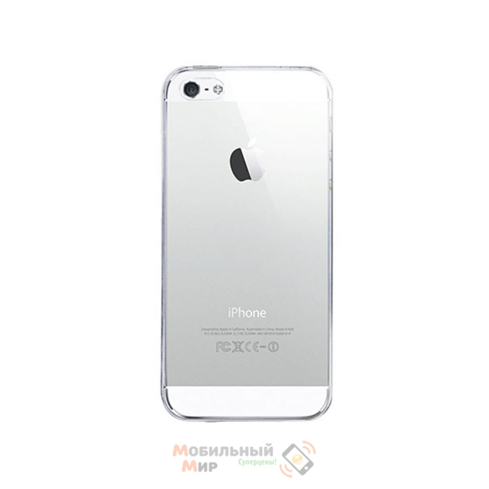 Чехол Ozaki O!coat Crystal iPhone 6