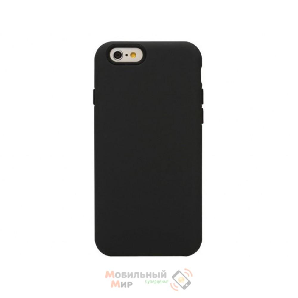 Чехол OZAKI O!coat Macoron iPhone 6 Black