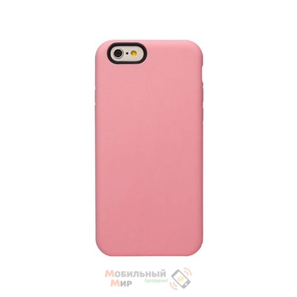 Чехол OZAKI O!coat Macoron iPhone 6 Pink