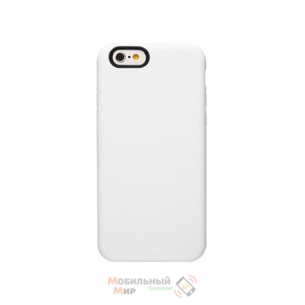Чехол OZAKI O!coat Macoron iPhone 6 White