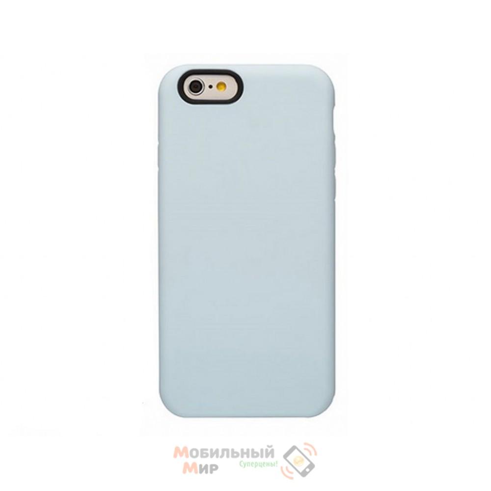 Чехол OZAKI O!coat Macoron iPhone 6 Skyblue