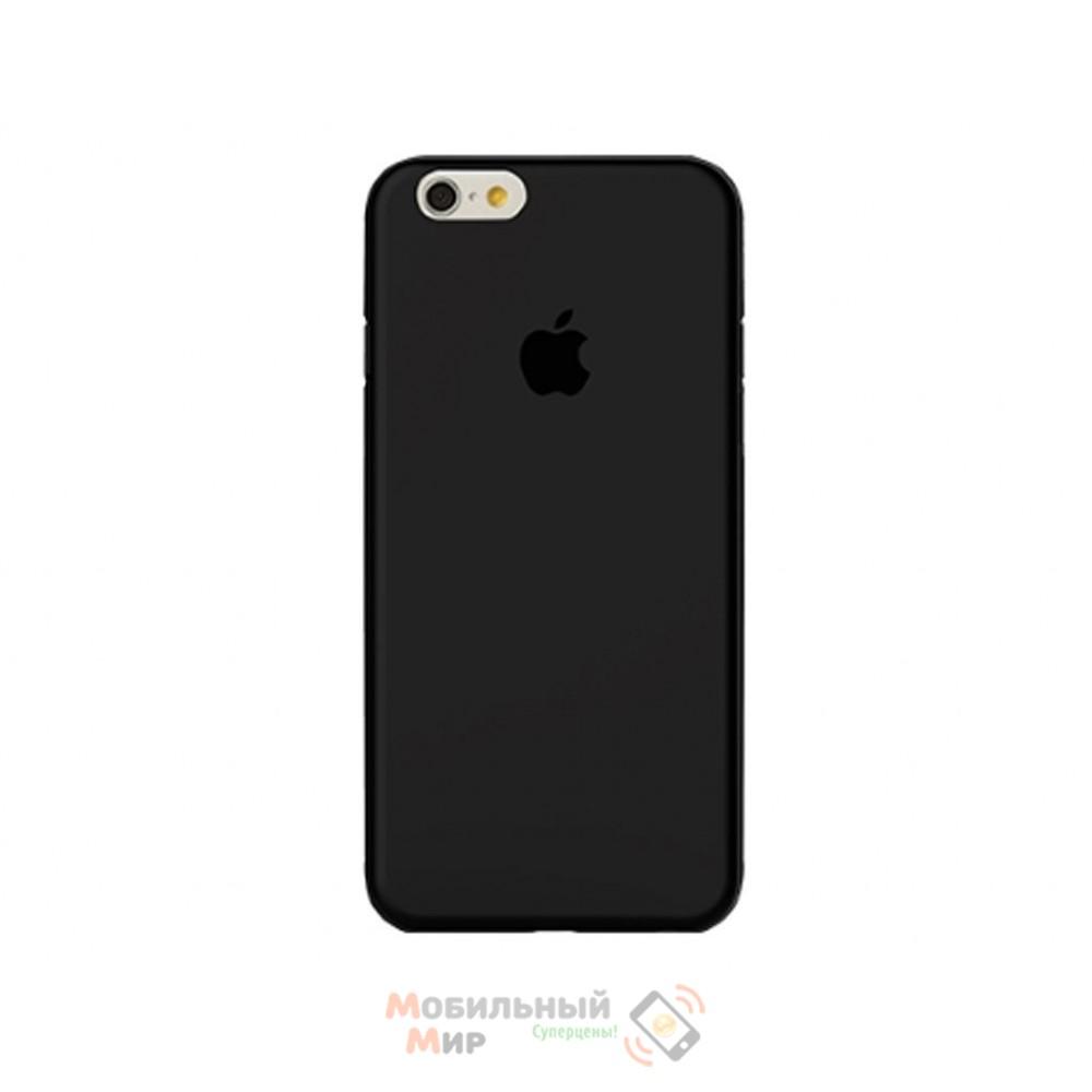 Чехол OZAKI O!coat 0.4 Jelly iPhone 6 Plus Black