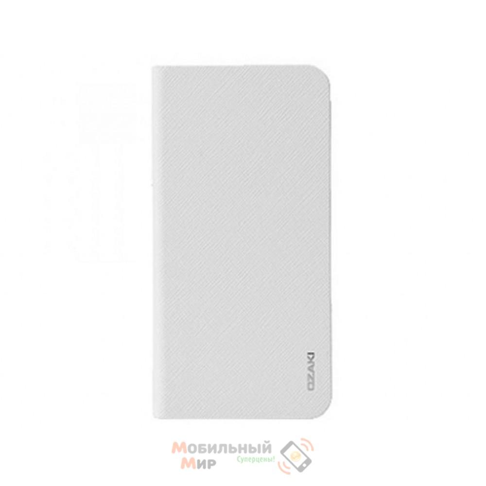 Чехол-книжка OZAKI O!coat 0.4+ Folio iPhone 6 Plus White