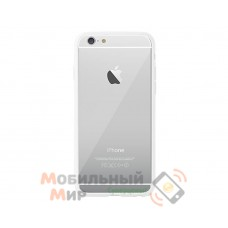 Чехол OZAKI O!coat 0.3+ Bumper iPhone 6 Plus White
