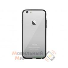 Чехол OZAKI O!coat 0.3+ Bumper iPhone 6 Plus Black