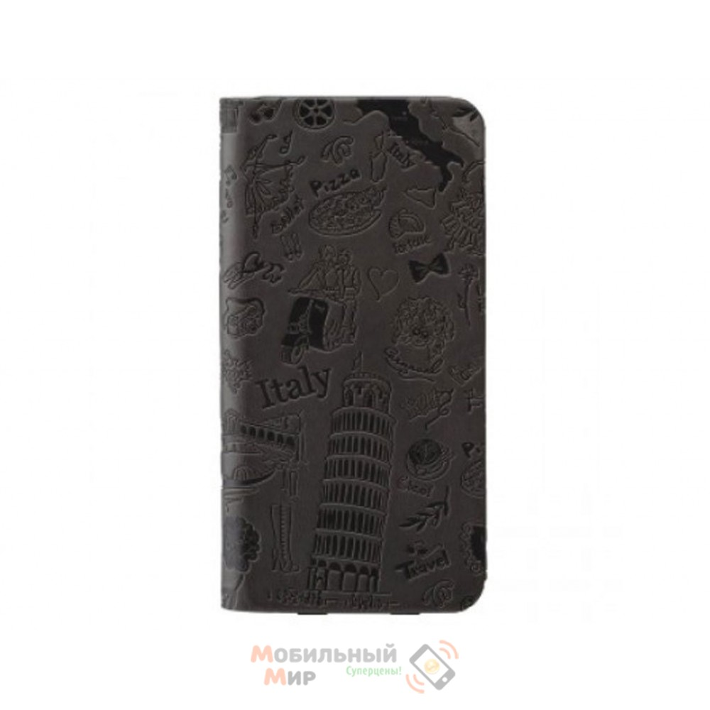Чехол-книжка OZAKI O!coat travel iPhone 6 Plus Rome