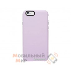 Чехол OZAKI O!coat Macoron iPhone 6 Lavander