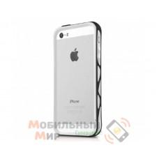 Чехол ITSkins Venum iPhone 5/5S Black (APH5-VENUM-BLCK)