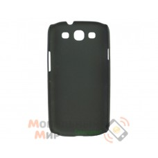 Чехол-накладка Plastic cover case for Nokia 301 Black