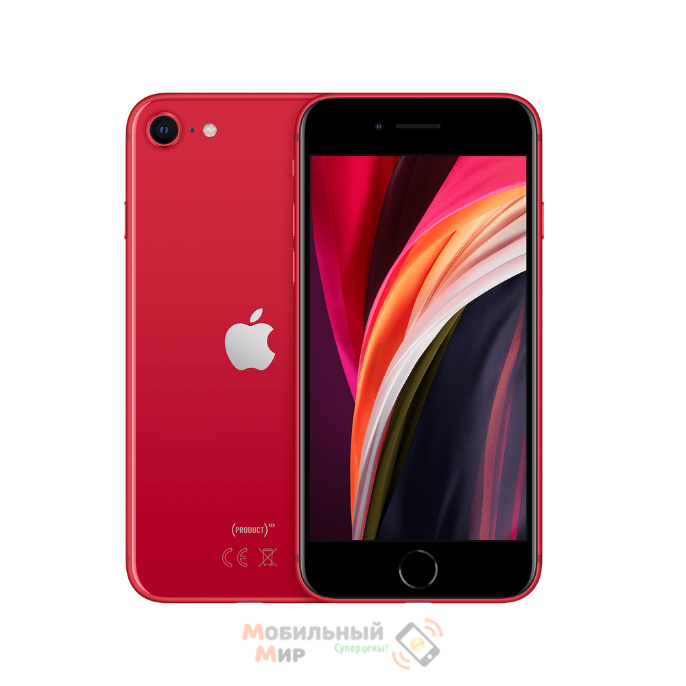 Apple iPhone SE 2020 64GB Product Red