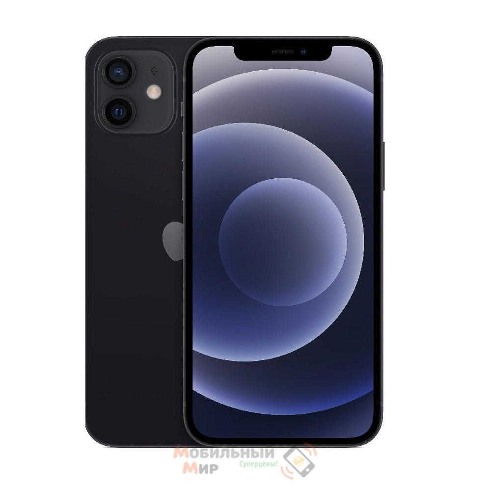 СмартфонApple iPhone 12 128GB Dual Sim Black