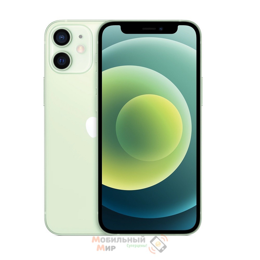 СмартфонApple iPhone 12 128GB Dual Sim Green