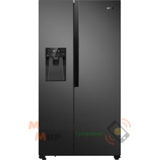 Холодильник Side-by-Side Gorenje NRS9182VB