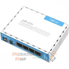 Маршрутизатор MikroTik hAP lite (RB941-2nD)
