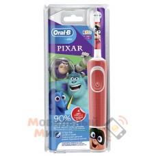 Зубная электрощетка Braun Oral-B D100.413.2K Pixar типа 3710 (3+)
