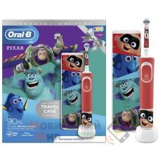 Зубная электрощетка Braun Oral-B D100.413.2KX Pixar типа 3710 (3+)
