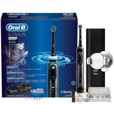 Зубная электрощетка Braun Oral-B Genius 10000N/D701.525.6XC типа 3765 Midnight black