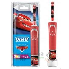 Зубная электрощетка Braun Oral-B D100.413.2K Cars
