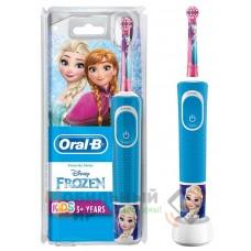 Зубная электрощетка Braun Oral-B D100.413.2K Frozen