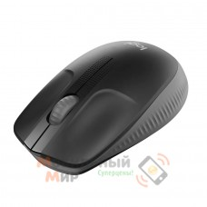 Мышь Logitech Wireless Mouse M190 Full-size Charcoal Emea