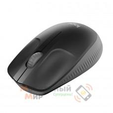 Мышь Logitech Wireless Mouse M190 Full-size Charcoal Emea