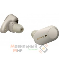 Наушники Bluetooth Sony WF-1000XM3 Silver (WF1000XM3S.E)