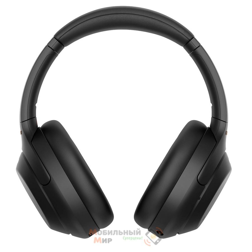Наушники Bluetooth Sony WH-1000XM4 Black (WH1000XM4B.CE7)