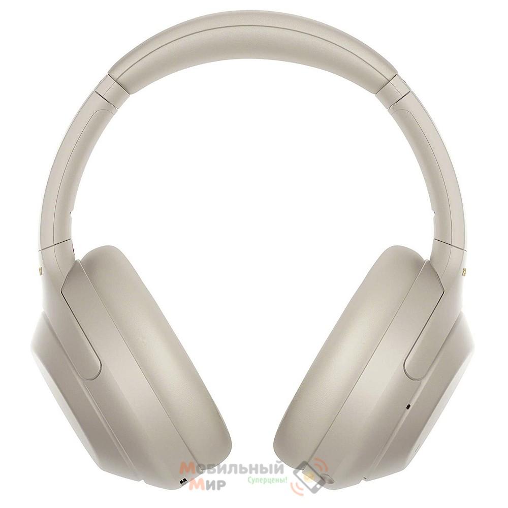 Наушники Bluetooth Sony WH-1000XM4 Silver (WH1000XM4S.CE7)