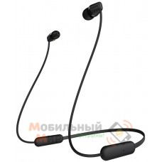 Наушники Bluetooth Sony WI-C200 Black (WIC200B.CE7)