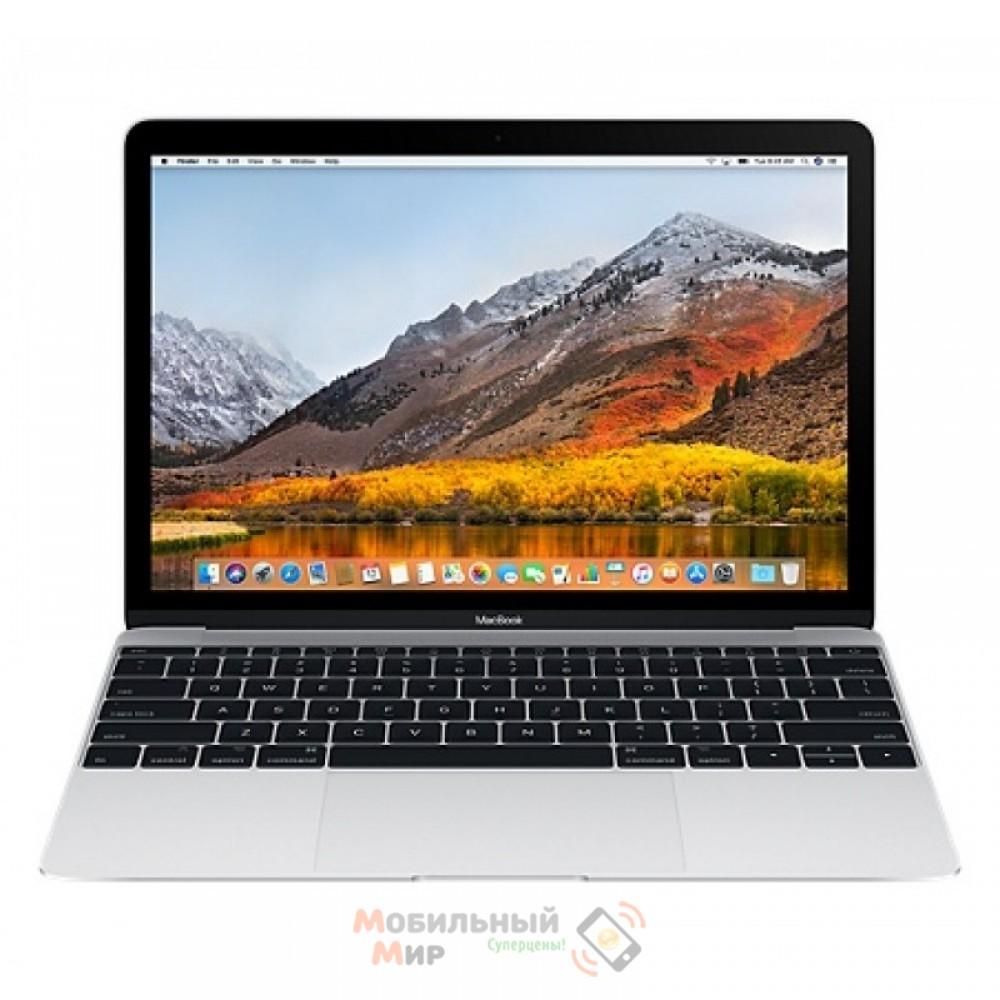 "Ноутбук Apple MacBook 12"" 512GB Silver (MNYJ2) 2017"